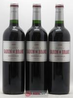 Baron de Brane Second Vin 2006