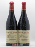 Châteauneuf-du-Pape Bosquet des Papes Chante Le Merle Vieilles Vignes 2004