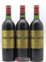 Château Brane Cantenac 2ème Grand Cru Classé 1983