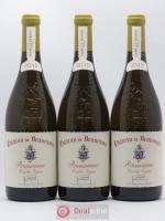 Châteauneuf-du-Pape Château de Beaucastel Vieilles vignes Roussanne Jean-Pierre & François Perrin 2015