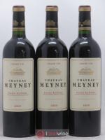Château Meyney Cru Bourgeois 2009