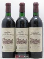 Château Laffitte Carcasset Cru Bourgeois 1985