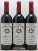 Château Grand Puy Ducasse 5ème Grand Cru Classé 1996