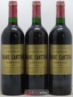 Château Brane Cantenac 2ème Grand Cru Classé 1995