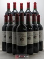 La Dame de Montrose Second Vin 2001