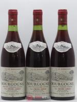Bourgogne La Croix Lieux Andre Delorme 1977
