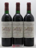 Charmes de Kirwan Second Vin  1996 iDealwine
