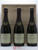 Champagne Moet Coffret La Trilogie des Grands Crus