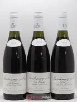 Santenay 1er Cru La Comme Leroy SA 2012