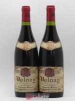 Volnay Domaine Mussy 1993