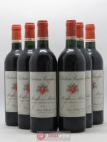 Château Poujeaux 1996