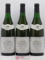 Vouvray Vigneau-Chevreau 1988