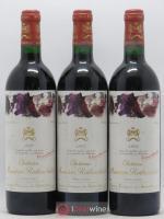 Château Mouton Rothschild 1er Grand Cru Classé 1992