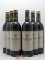 Château Plagnac Cru Bourgeois 1991