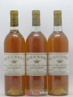 Château Rieussec 1er Grand Cru Classé 1982