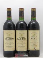 Château Talbot 4ème Grand Cru Classé 1982