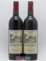 Château Olivier Cru Classé de Graves 1995