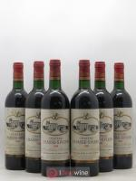 Château Chasse Spleen 1988