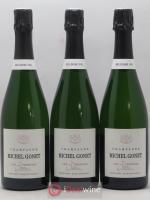 Champagne Grand Cru Les 3 Terroirs Extra Brut Michel Gonet Blanc de blancs 2010
