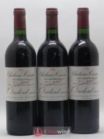 Château Cissac Cru Bourgeois 1999