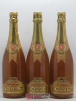 Champagne Brut Gosset 1982