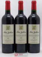 Coteaux du Languedoc Terrasses du Larzac Mas Jullien Olivier Jullien 2005