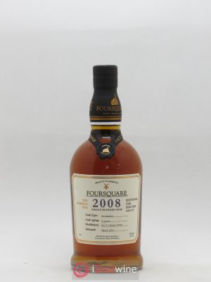 Rhum Barbade Foursquare 2008 12YO Exceptional Cask Selection Mark XIII Ex-Bourbon cask bottled in 2020 2008