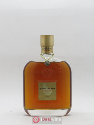 Rhum Barbade Mount GAY Old Cask Selection 1703