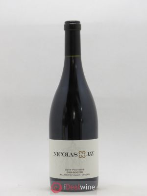 USA Willamette Valley Own-Rooted Pinot Noir Nicolas Jay 2017