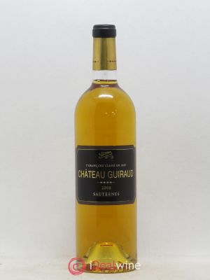 Château Guiraud 1er Grand Cru Classé  2008 - Lot de 1 Bottle