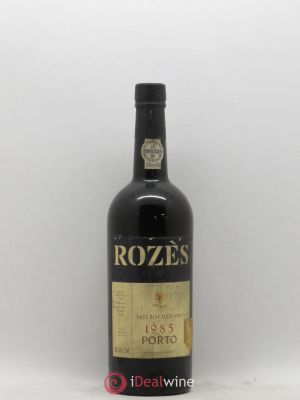 Porto Late Bottled Vintage Rozès 1985