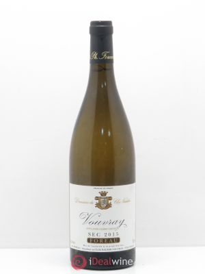 Vouvray Sec Clos Naudin - Philippe Foreau  2015