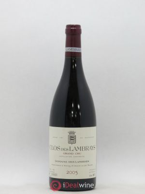 Clos des Lambrays Grand Cru Domaine des Lambrays  2005 - Lot de 1 Bottle