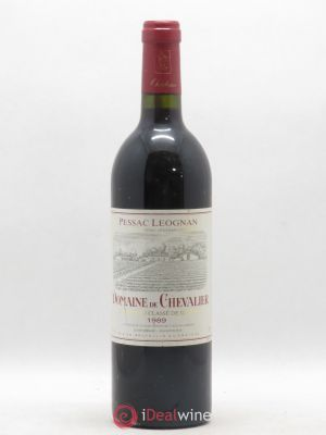 Domaine de Chevalier Cru Classé de Graves  1989 - Lot de 1 Bottle