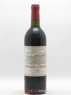 Domaine de Chevalier Cru Classé de Graves  1990 - Lot de 1 Bottle