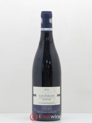 Chambolle-Musigny La Combe d'Orveau Anne Gros  2013