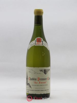 Chablis 1er Cru La Forest René et Vincent Dauvissat  2011 - Lot de 1 Bottle