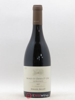 Morey Saint-Denis 1er Cru Les Ruchots Arlaud (Domaine)  2017 - Lot de 1 Bottle