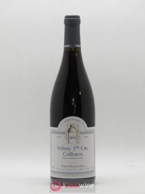 Volnay 1er Cru Caillerets Domaine Rebourgeon Mure 2014