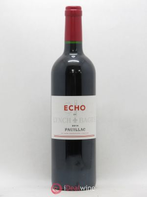 Echo de Lynch Bages Second vin  2014