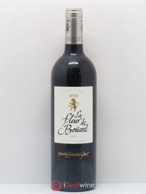 Vin bordeaux millesime 2012