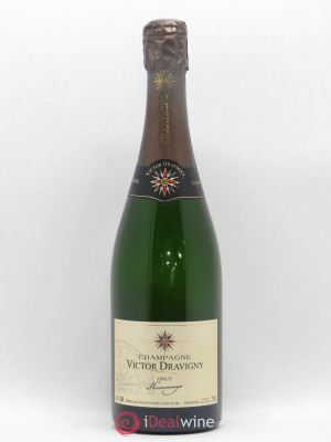 Champagne Hommage Victor Dravigny