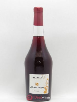 Alcools divers Champagne Ratafia Pinot Noir Charles Heston (no reserve) ---- - Lot de 1 Bottle