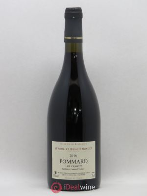 Pommard Les Vignots Sordet (no reserve) 2016 - Lot de 1 Bottle