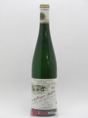 Riesling Scharzhofberger Spatlese Egon Muller  2007 - Lot de 1 Bouteille