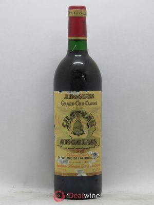 Château Angélus 1er Grand Cru Classé A  1993 - Lot de 1 Bottle