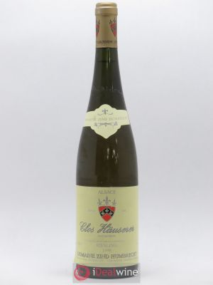 Riesling Clos Hauserer Zind-Humbrecht (Domaine)  1998