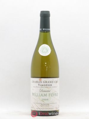 Chablis Grand Cru Vaudésir William Fèvre (Domaine)  2008 - Lot de 1 Bottle