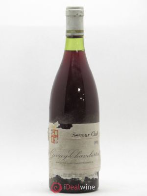 Gevrey-Chambertin Savour Club 1976 - Lot de 1 Bottle
