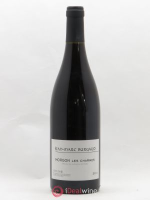 Morgon Les Charmes Jean-Marc Burgaud (Domaine)  2011 - Lot de 1 Bottle